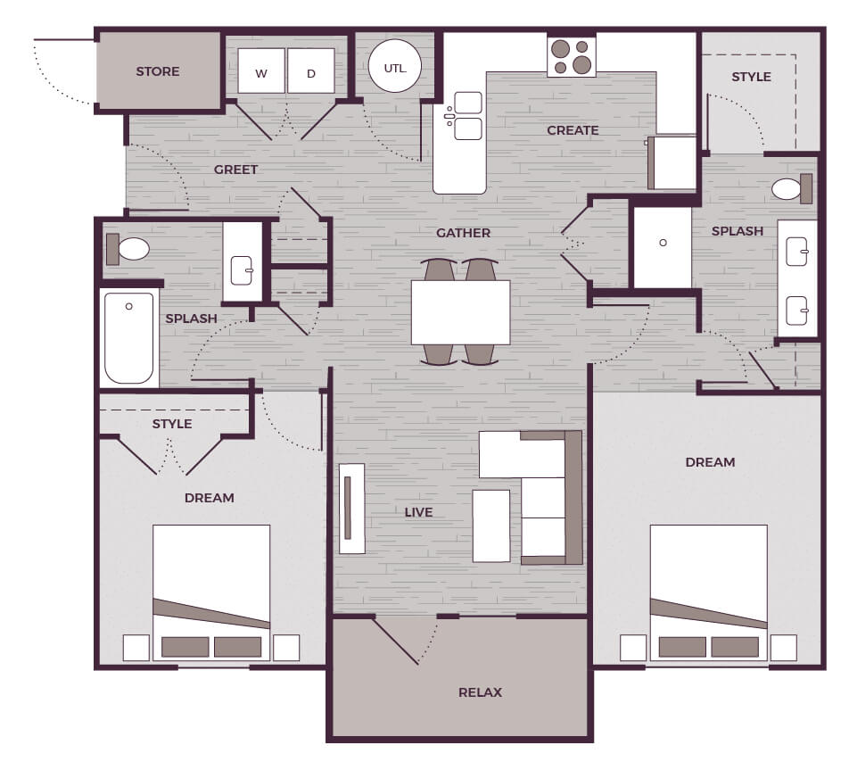Luxury Cary Apartments